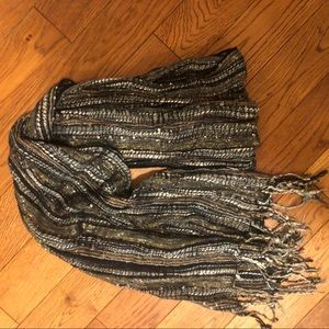 Sparkly beautiful scarf